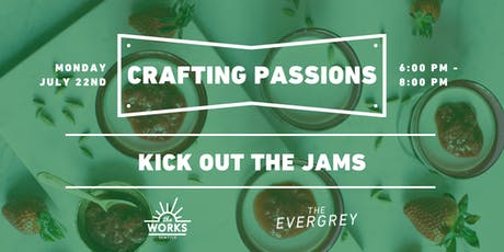 Crafting Passions: Kick Out The Jams tickets