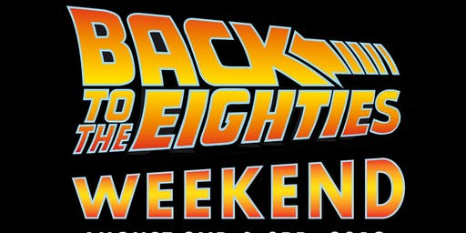 Fast Times at Back To The 80s Weekend
