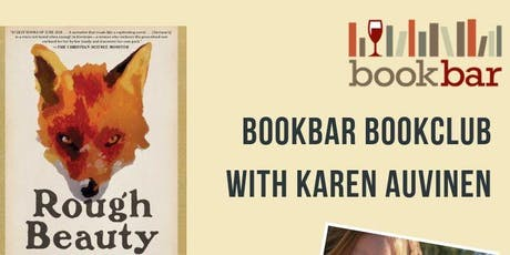 BookBar Book Club with Karen Auvinen tickets