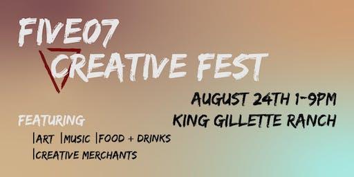 Five07 Creative Festival