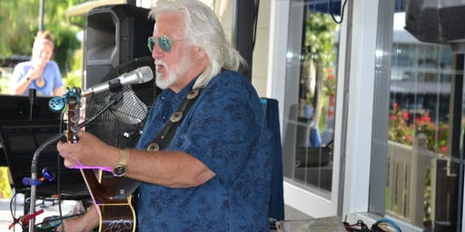 Guy Harden performing at Wildwood Resort & Marina