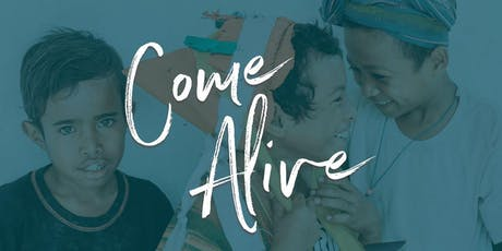 """Come Alive"" Art Experience (Second Saturday at Sawyer Yards) tickets"