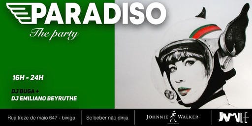 Paradiso @Jamile Restaurante 06/07