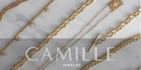 Camille Jewelry Pop Up Shop tickets