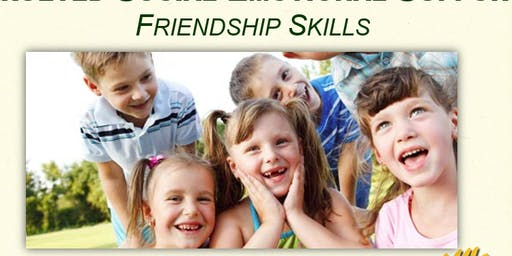 Super Saturday: Pyramid Model- Friendship Skills