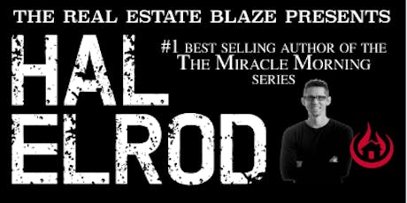General Admission - The Real Estate Blaze - Special Guest, HAL ELROD tickets