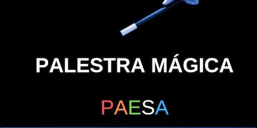 PALESTRA MÁGICA