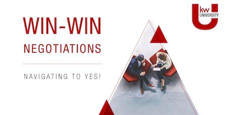 Win-Win Negotiations w/ Ramona Jones tickets