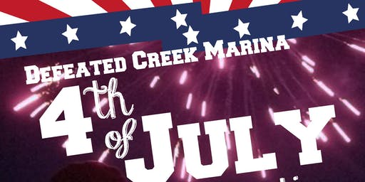 4th of July Celebration at Defeated Creek Marina featuring Forever Abbey Road