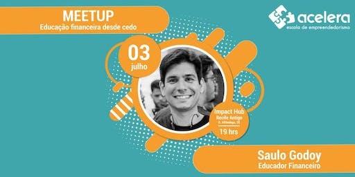 Meetup - Educação financeira desde cedo