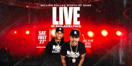 Million Dollaz Worth of Game LIVE tickets
