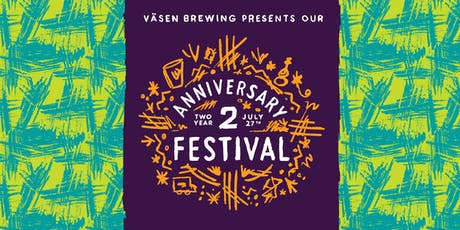 Väsen's 2nd Year Anniversary Festival  tickets