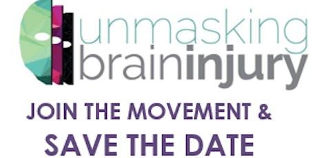 Unmasking Brain Injury  tickets
