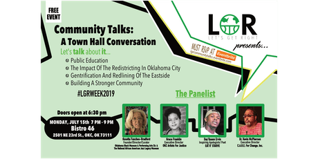 Community Talks: A Town Hall Conversation tickets