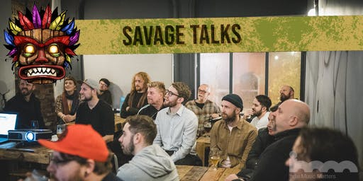 'Savage Talks' pre-launch event! [Monthly Music Industry Talks in Stoke-On-Trent]