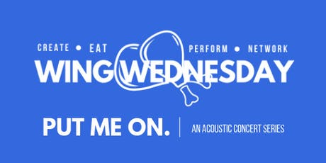 Put Me On. Acoustic Concert Series tickets