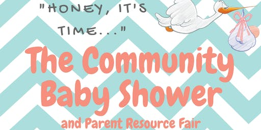 Community Baby Shower/Resource Fair