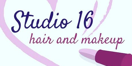 Makeup tutorial @ studio 16 tickets