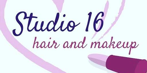 Makeup tutorial @ studio16