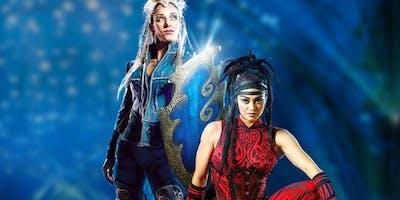 FREE TICKETS to Cirque Du Soleil at IKEA South Philadelphia
