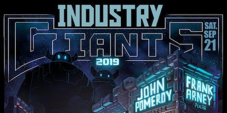 Industry Giants 2019 tickets