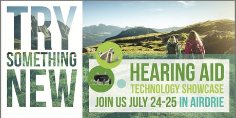 FREE Hearing Aid Technology Showcase (Airdrie) tickets