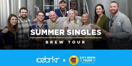Singles Brewery Tour tickets