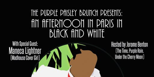 PPB 2019 Presents: An Afternoon in Paris in Black & White