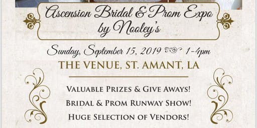 Ascension Bridal & Prom Expo by Nooley's