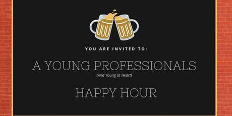 Museum District Young Professionals Happy Hour @ Buddy's Place tickets