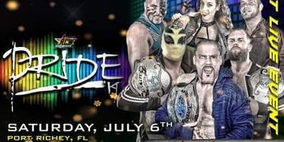 WWN & American Combat Wrestling present Pride 2019