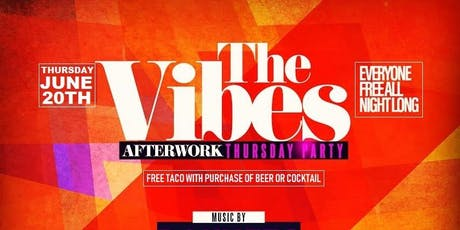 The Vibes After Work at The Last Stop NYC tickets