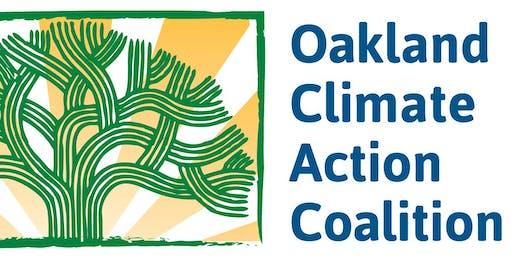 District 7 Community Workshop: Oakland 2030 Equitable Climate Action Plan