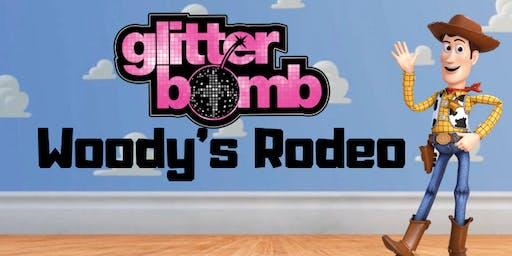 Woody's Rodeo / Glitterbomb Canterbury