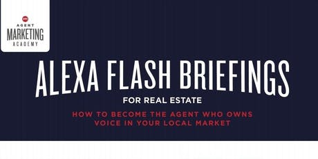 Lunch & Learn - Alexa Flash Briefings tickets