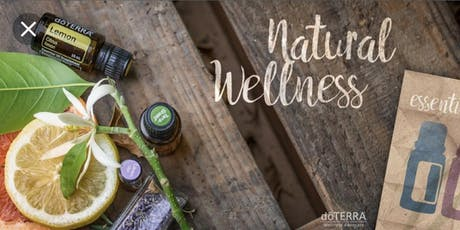 Natural Solutions- Intro to Essential Oils tickets