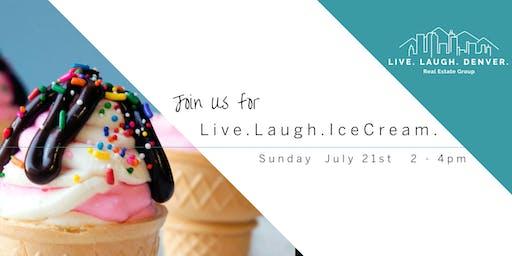 Live.Laugh.IceCream. Party