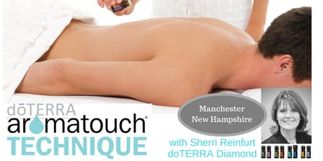 AROMATOUCH TECHNIQUE CERTIFICATION-MANCHESTER NH 8/3/19 tickets