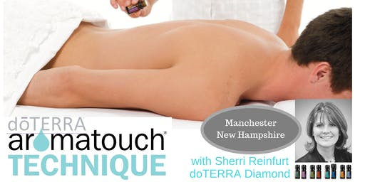 AROMATOUCH TECHNIQUE CERTIFICATION-MANCHESTER NH 8/3/19