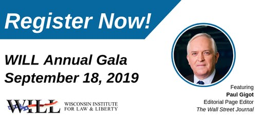 WILL Fall Gala Featuring Paul Gigot