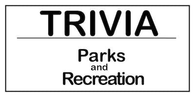 Trivia Night: Parks & Rec