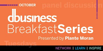 DBusiness Breakfast Series: October 8