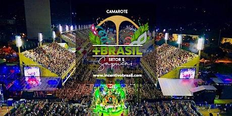CAMAROTE +BRASIL by INCENTIVO BRASIL - SETOR 5 ESPECIAL ingressos