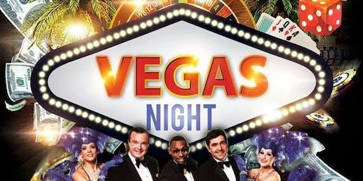 Vegas Night ft The Rat Pack!