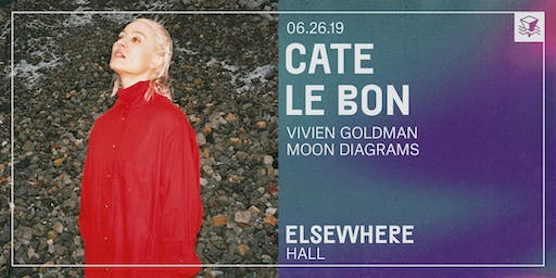 Cate Le Bon @ Elsewhere (Hall)