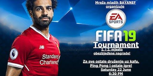BAYANEF 2v2 FIFA Tournament
