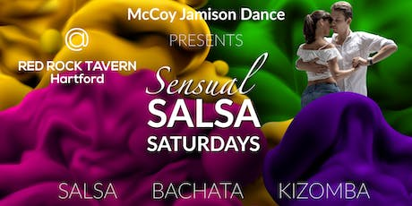 Sensual Salsa Saturdays tickets