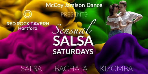 Sensual Salsa Saturdays