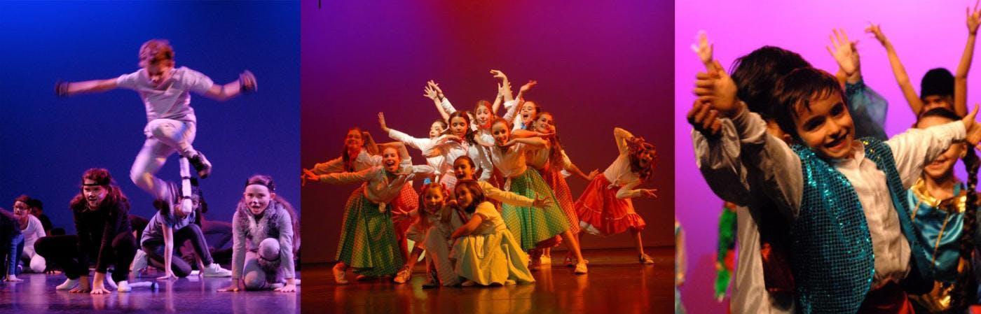ATL de Verão na EDSAE A Magia dos Musicais e Atelier de Dança