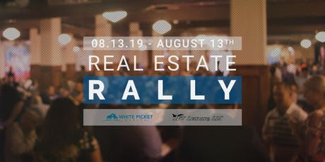 The Real Estate Rally // August 13th tickets